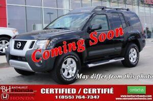 2012 Nissan Xterra SV - 4WD 4.0L, V6! XM Radio! Bluetooth! Leath