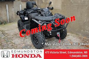 2017 Can-Am Outlander 1000 MAX XT-P PS LIKE NEW! Mint! Very Low
