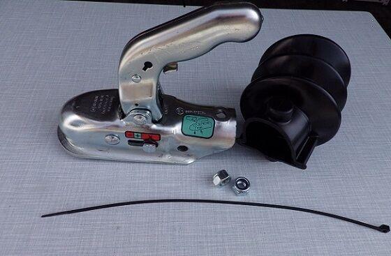 Kugelkupplung Knott KK14-B 45mm mit Faltenbalg Set