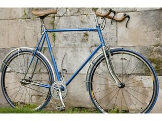 chic and slick hand build custom bikes from Druid Cycles
