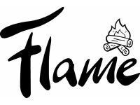 Flame Restaurant- Front of house waiting staff - Part Time, evening & weekend