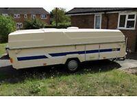 Esterel folding caravan.