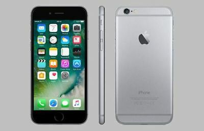 NEW Apple iPhone 6 32GB - Space Gray Straight Talk 1 YR WARRANTY
