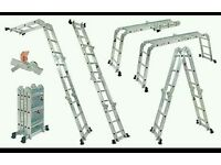 Multi Purpose 4x4 Ladder.