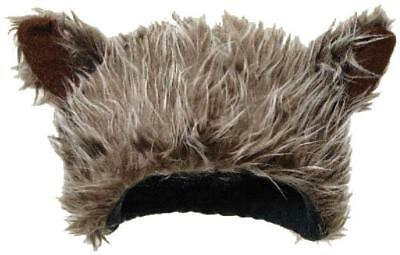 Headpiece Big Bad Wolf Child to Adult Size (Big Bad Wolf Hat)