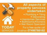 Plumbing & Properly Maintenance Services