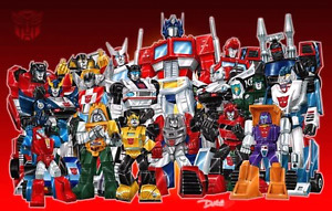 Looking for Old Transformers