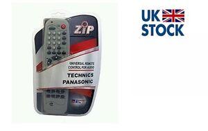 Universal Remote Control for AUDIO TECHNICS RAKCH193WH RAKCH201WH RAKCH745WH