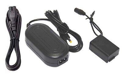 Ac Adapter For Panasonic Dmc-fz40k Dmc-fz45ef Dmc-fz45k Dmc-fz47k Dmc-fz48k