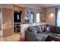 3 Bedroom caravan TENBY WALES-IRON MAN WEEK