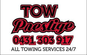 Tow Prestige ALL TOWING SERVICES 24/7 Reservoir Darebin Area Preview