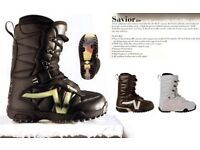 SNOWBOARD BOOTS MENS & WOMENS CLEARANCE!