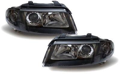 Facelift DE Klarglas Scheinwerfer schwarz für Audi A4 B5 online kaufen