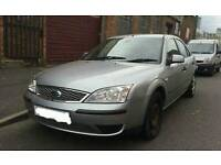 Ford Mondeo LX 04 Plate