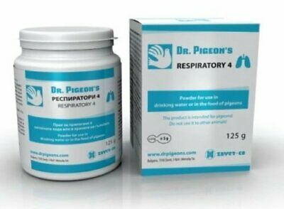 RESPIRATORY 4 Lincomycin,Ronidazole,Streptomycin for Pigeon respiratory tract