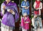 Pashmina Pashmina Floral Scarves and Wraps for Women
