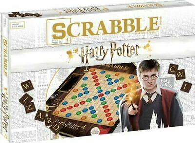 Harry Potter NEW * Harry Potter Scrabble * Board Game