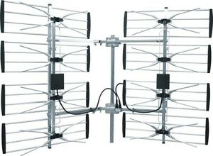OTA UHF/VHF HDTV Digital Antenna - 4-bay: $50 or 8-bay: $100