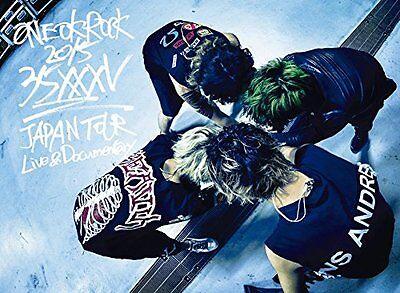 New One Ok Rock 2015 35Xxxv Japan Tour Live   Documentary Dvd