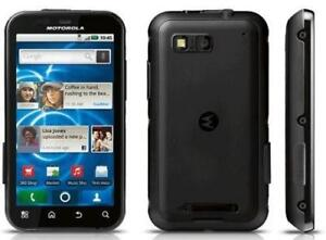 ANDROID MOTOROLA DEFY MB525 UNLOCKED DÉBLOQUÉ PUBLIC MOBILE VIRGIN FIDO HSPA 3G GSM TOUCHSCREEN CAMERA 5MP BLUETOOTH GPS