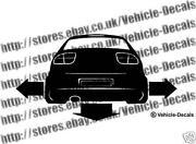 Seat Leon Stickers