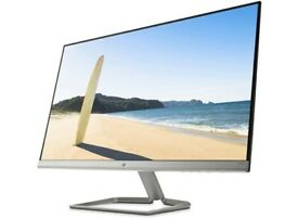 "HP 27"" Ultraslim Full-HD IPS Monitor"