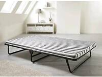 JAY-BE Folding Bed with Breathable Airflow Mattress Double