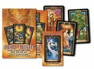 Easy Tarot: Learn to Read the Cards Once and for All! by Ciro Marchetti,...
