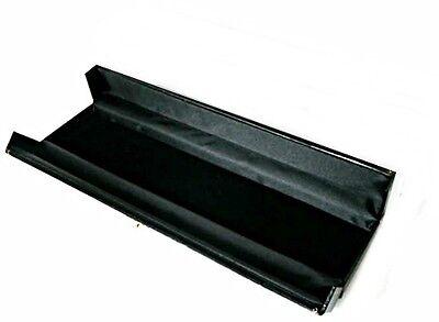 1 Black Double Door Bracelet Watch Display Presentation Gift Box