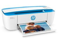 HP Deskjet 3720 Wireless All-in-One Printer and Social Media Snapshots Paper