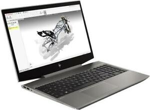 HP ZBook 15v G5 Mobile Workstation   4NL15UT#ABA