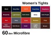 Ladies Coloured Tights