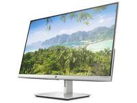 "HP U27 Wireless 4K Ultra HD 27"" IPS LCD Monitor"