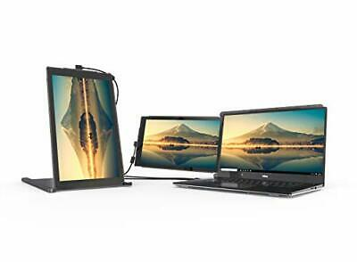 Trio Portable Monitor for LaptopsThe On-The-Go Dual & Triple Screen Laptop Mo...