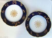 Haviland Limoges Gold Plate