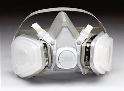 3m 07191respirator Used When Spray Paint Applications
