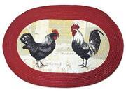 Chicken Rug