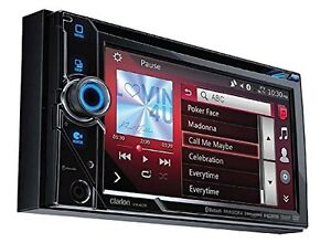 Clarion VX405 DVD receiver With Bluetooth / USB