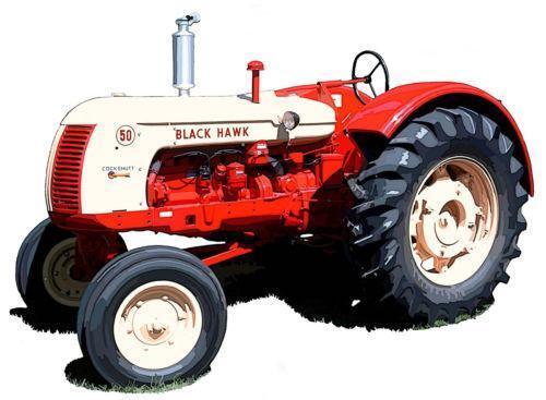 Cockshutt Tractor Parts : Cockshutt agriculture ebay