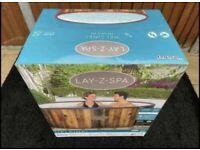 Lay-Z-Spa Helsinki 7 Person AirJet Hot Tub. Brand New.