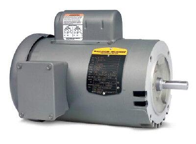 Vel11304 12 Hp 1725 Rpm New Baldor Electric Motor Old Vl1304