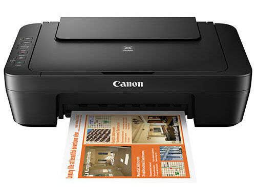 Canon PIXMA Wireless All-In-One Inkjet Printer