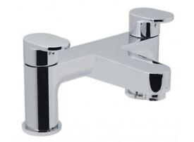 Vado Sense 2 Hole Bath Filler - SEN-137-C/P