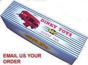 Dinky Horse Box