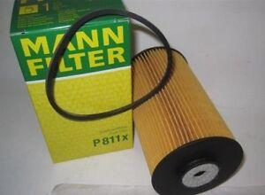MANN Kraftstofffilter Dieselfilter P811x für Deutz 1168398, 1181061, 9951241