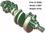 SBC Forged Crankshaft