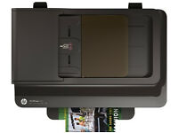 HP Officeject 7612 All-in-One A3 Inkjet Printer with Fax