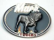 Mack Truck Belt Buckle