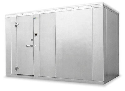 Norlake 6x15x8-7 Nor-lake Fast Trak Outdoor Walk In Freezer W Remote Condenser