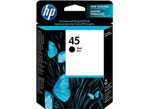 NEW - sealed in the package - HP 45 Ink Cartridge London Ontario image 1